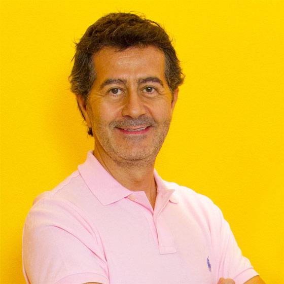 Santiago Saborido Ortodoncista